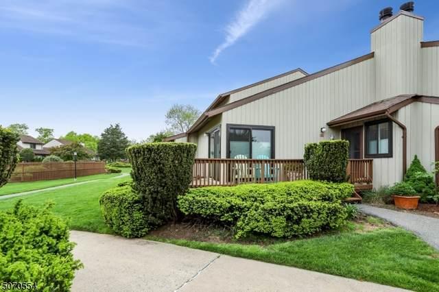 250 Ridgedale Ave X-7, Florham Park Boro, NJ 07932 (MLS #3711516) :: SR Real Estate Group