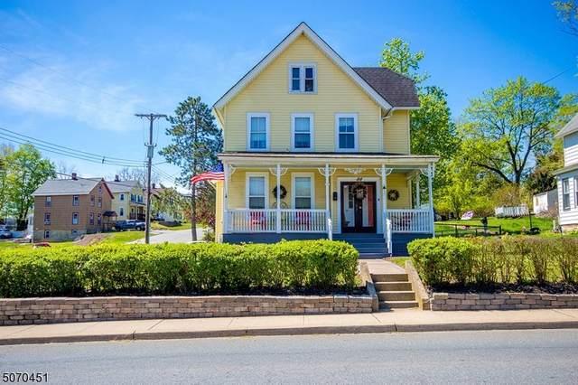 88 Sparta Ave, Newton Town, NJ 07860 (MLS #3711525) :: Corcoran Baer & McIntosh