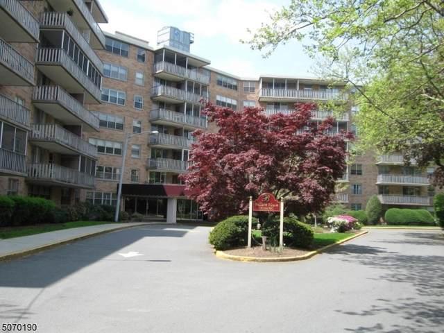 530 Valley Rd 3S, Montclair Twp., NJ 07043 (MLS #3711549) :: Zebaida Group at Keller Williams Realty