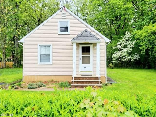 36 Hawkins Ave, Parsippany-Troy Hills Twp., NJ 07054 (MLS #3711552) :: Weichert Realtors