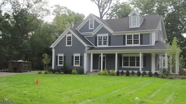 1 Norwegianwoods, Scotch Plains Twp., NJ 07076 (MLS #3711568) :: Zebaida Group at Keller Williams Realty