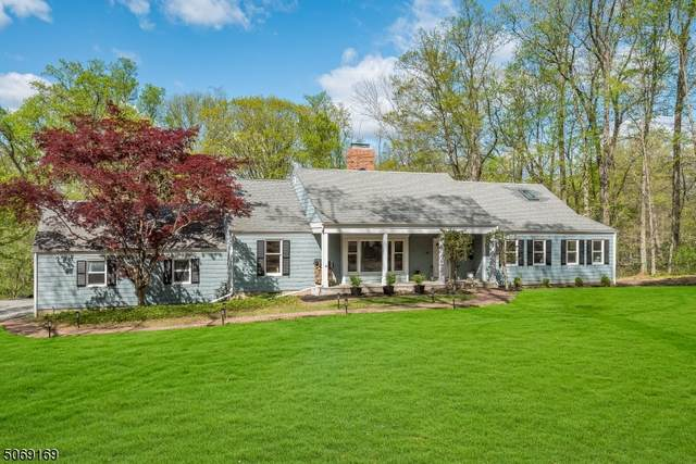 16 Oak Knoll Rd, Mendham Twp., NJ 07945 (MLS #3711628) :: SR Real Estate Group
