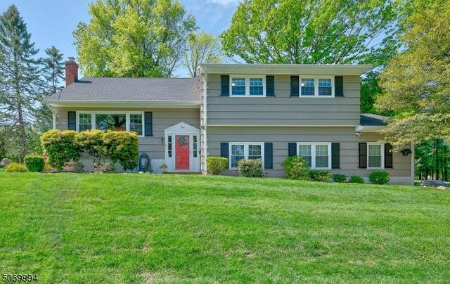 2 Nutting Pl, West Caldwell Twp., NJ 07006 (MLS #3711638) :: Coldwell Banker Residential Brokerage