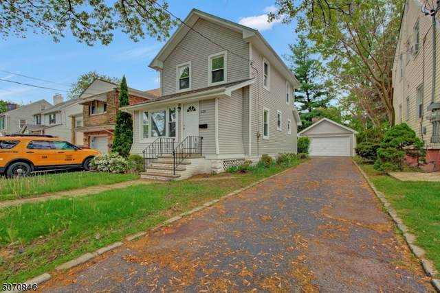620 Irvington Ave, Maplewood Twp., NJ 07040 (MLS #3711671) :: Zebaida Group at Keller Williams Realty