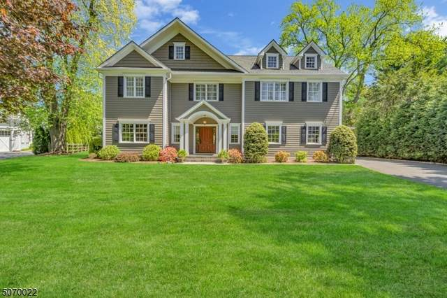 16 Whitman Dr, Chatham Twp., NJ 07928 (MLS #3711684) :: Coldwell Banker Residential Brokerage