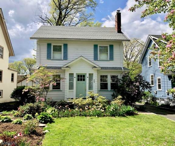23 Bowdoin St, Maplewood Twp., NJ 07040 (MLS #3711719) :: The Sue Adler Team