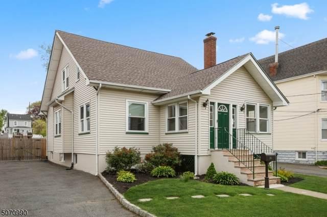 394 Berkeley Ave, Bloomfield Twp., NJ 07003 (MLS #3711731) :: Kiliszek Real Estate Experts