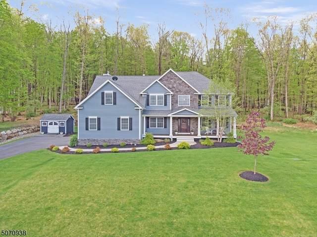 7 Fawn Hollow Dr, Green Twp., NJ 07860 (MLS #3711756) :: Corcoran Baer & McIntosh