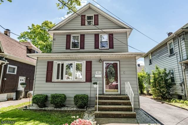 951 Jaques Ave, Rahway City, NJ 07065 (MLS #3711823) :: Kiliszek Real Estate Experts