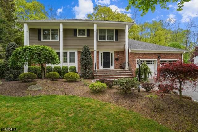 40 Tanglewood Dr, Livingston Twp., NJ 07039 (MLS #3711847) :: The Debbie Woerner Team