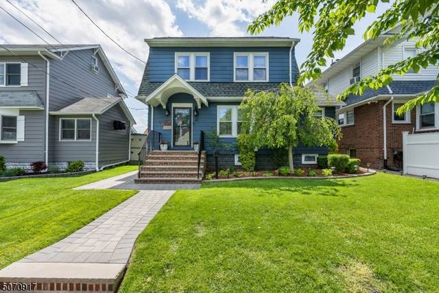 43 Dumont Ave, Clifton City, NJ 07013 (MLS #3711876) :: Coldwell Banker Residential Brokerage