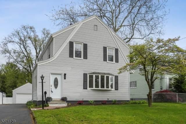 34 Marion Ave, Springfield Twp., NJ 07081 (MLS #3711881) :: Zebaida Group at Keller Williams Realty