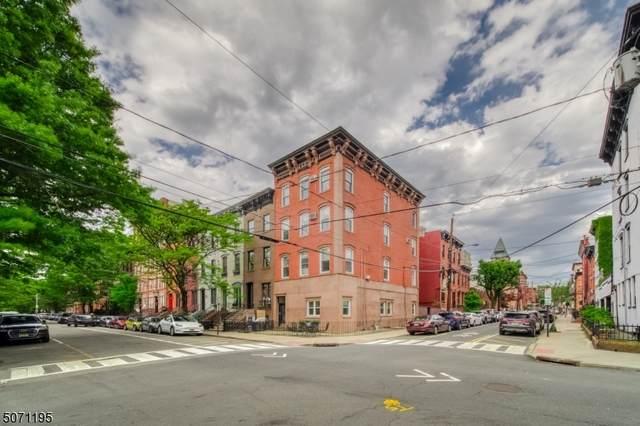 901 Garden St #2, Hoboken City, NJ 07030 (MLS #3711888) :: The Debbie Woerner Team
