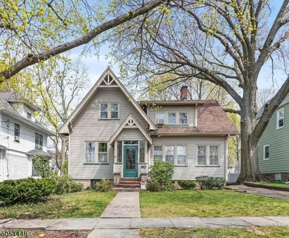 90 Hawthorne Ave, Nutley Twp., NJ 07110 (MLS #3711951) :: The Sikora Group