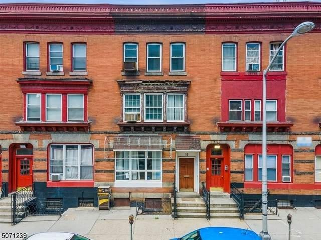 15 Lee Pl, Paterson City, NJ 07505 (MLS #3711964) :: The Sikora Group
