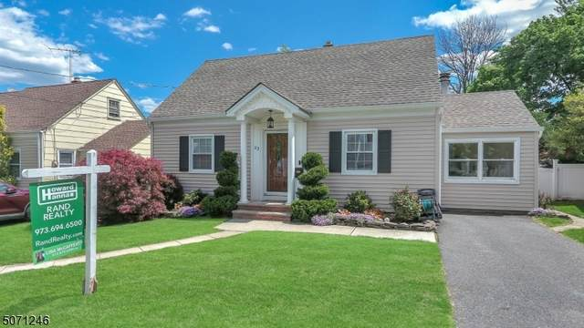 23 Orchard Dr, Clifton City, NJ 07012 (MLS #3711976) :: Coldwell Banker Residential Brokerage