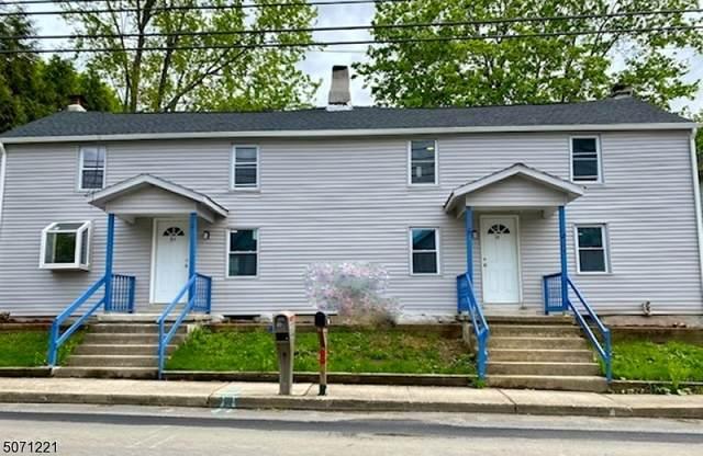 51 Brunswick Ave, Bloomsbury Boro, NJ 08804 (MLS #3711981) :: The Sikora Group