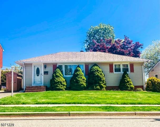 105 Susan Ct, Clifton City, NJ 07012 (MLS #3711987) :: Coldwell Banker Residential Brokerage