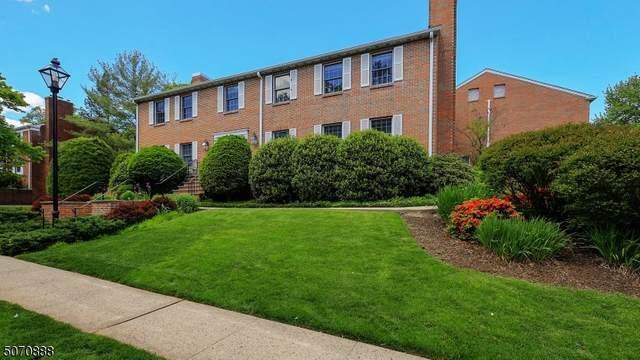 12 Cowperthwaite Pl #12, Westfield Town, NJ 07090 (MLS #3712021) :: Coldwell Banker Residential Brokerage