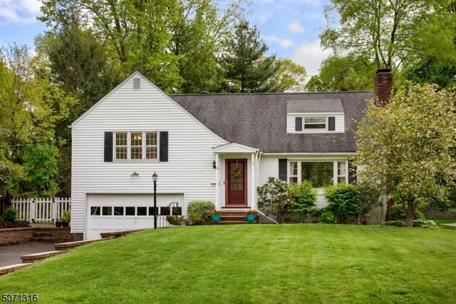 5 Plymouth Rd, Chatham Twp., NJ 07928 (MLS #3712025) :: Coldwell Banker Residential Brokerage