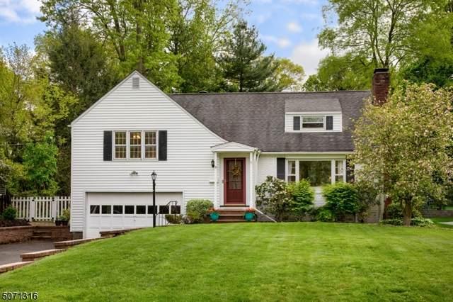 5 Plymouth Rd, Chatham Twp., NJ 07928 (MLS #3712025) :: Zebaida Group at Keller Williams Realty