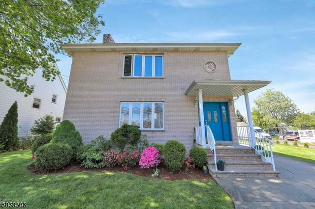 253 Delawanna Ave, Clifton City, NJ 07014 (MLS #3712033) :: Coldwell Banker Residential Brokerage