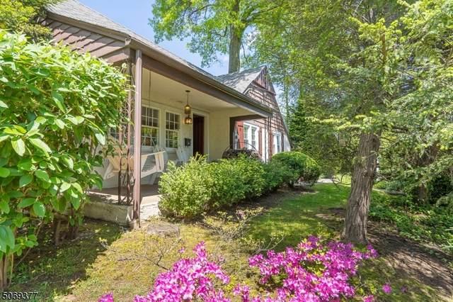 71 Glen Ave, Millburn Twp., NJ 07041 (MLS #3712085) :: SR Real Estate Group