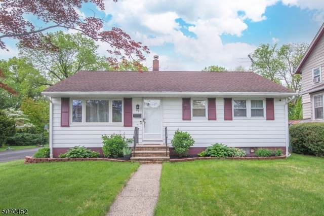 49 Harrison Ave, North Plainfield Boro, NJ 07060 (MLS #3712100) :: The Debbie Woerner Team