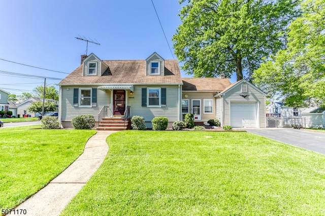2602 Doris Ave, Union Twp., NJ 07083 (MLS #3712101) :: Zebaida Group at Keller Williams Realty