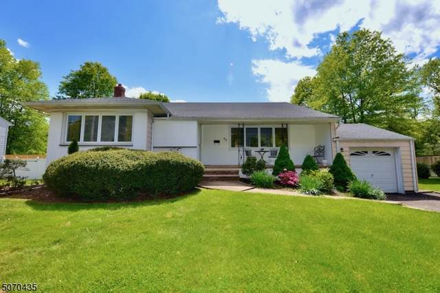 43 Briar Hills Cir, Springfield Twp., NJ 07081 (MLS #3712143) :: Zebaida Group at Keller Williams Realty