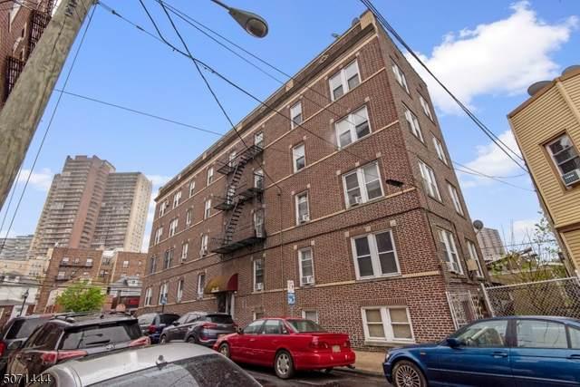 103 Westover Pl #6, West New York Town, NJ 07093 (MLS #3712155) :: The Debbie Woerner Team