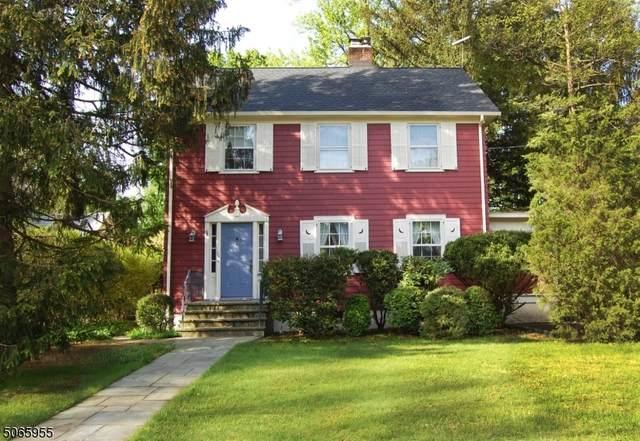 25 Berkeley Pl, Cranford Twp., NJ 07016 (MLS #3712160) :: Gold Standard Realty