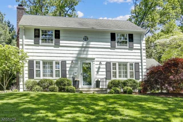 11 Winding Way, Millburn Twp., NJ 07078 (MLS #3712277) :: Coldwell Banker Residential Brokerage