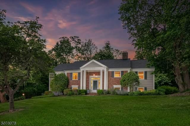 37 Nicholson Dr, Chatham Twp., NJ 07928 (MLS #3712293) :: Coldwell Banker Residential Brokerage