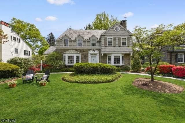 25 Greenview Way, Montclair Twp., NJ 07043 (MLS #3712323) :: Zebaida Group at Keller Williams Realty