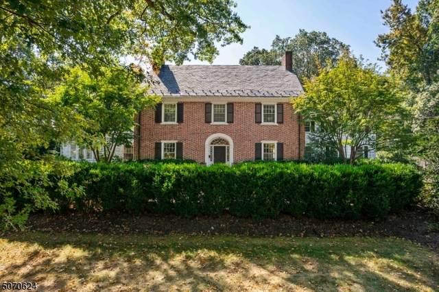 222 Woodland Rd, Madison Boro, NJ 07940 (MLS #3712334) :: Coldwell Banker Residential Brokerage
