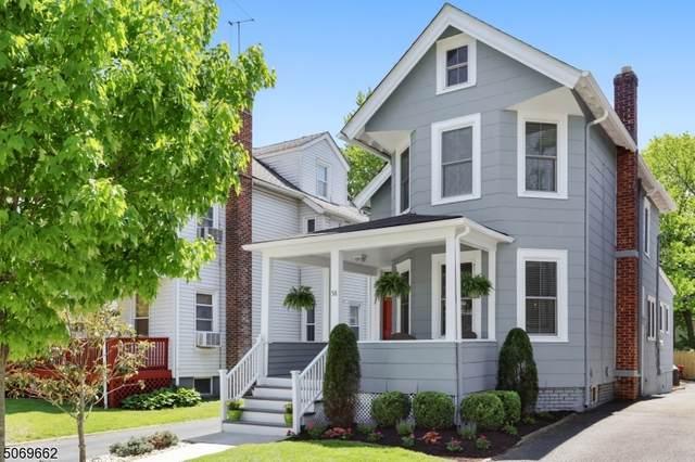 58 Montague Pl, Montclair Twp., NJ 07042 (MLS #3712376) :: Zebaida Group at Keller Williams Realty