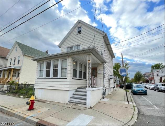 58 Center St, Clifton City, NJ 07011 (MLS #3712395) :: Coldwell Banker Residential Brokerage