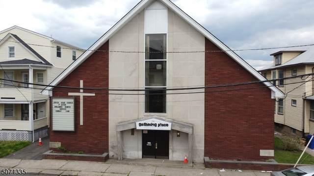 165 N 9th St, Paterson City, NJ 07522 (MLS #3712397) :: Coldwell Banker Residential Brokerage