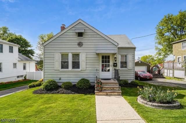 7 Robertson Rd, West Orange Twp., NJ 07052 (MLS #3712410) :: Zebaida Group at Keller Williams Realty