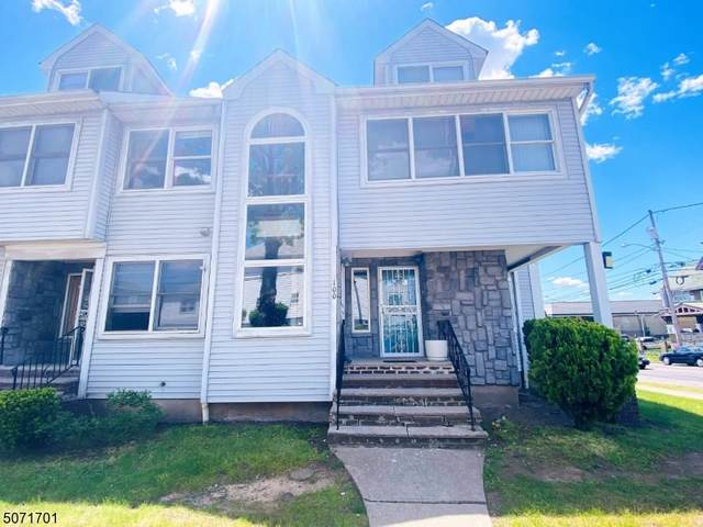 100 7th Ave H, Paterson City, NJ 07524 (MLS #3712458) :: The Debbie Woerner Team