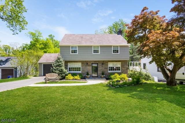 587 Highland Ave, Montclair Twp., NJ 07043 (MLS #3712510) :: The Debbie Woerner Team
