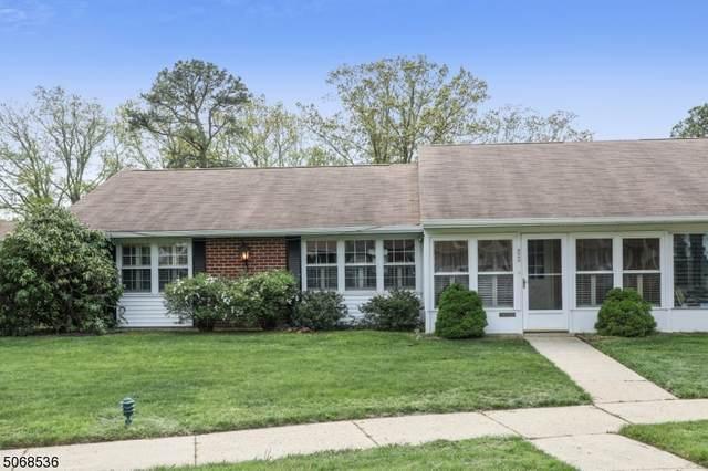 856 Thornhill Ct, Lakewood Twp., NJ 08701 (MLS #3712555) :: RE/MAX Select