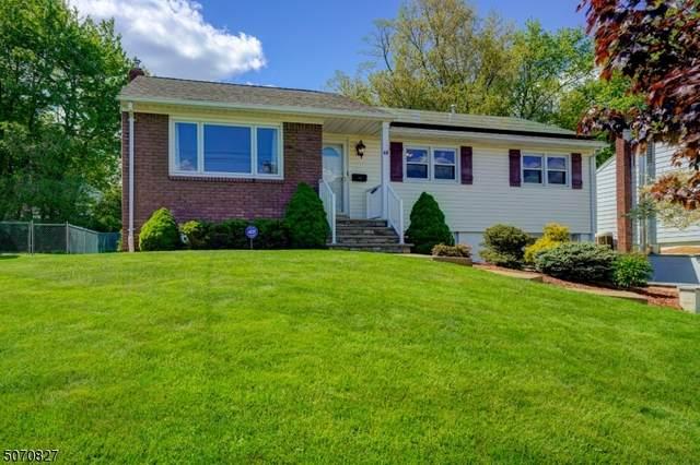68 Ridge Rd, Cedar Grove Twp., NJ 07009 (MLS #3712565) :: Zebaida Group at Keller Williams Realty