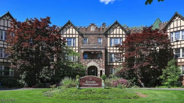 8 Riverside Dr #307, Cranford Twp., NJ 07016 (MLS #3712579) :: SR Real Estate Group