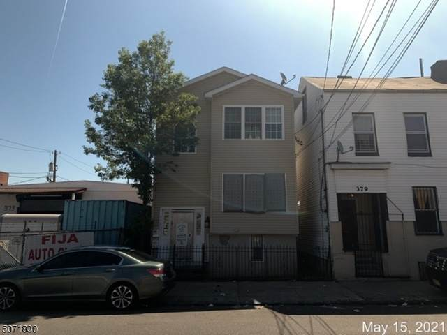 377 Straight St, Paterson City, NJ 07501 (MLS #3712606) :: Coldwell Banker Residential Brokerage