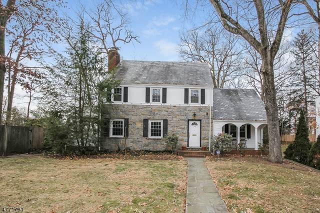195 Franklin St, Morristown Town, NJ 07960 (#3712614) :: Jason Freeby Group at Keller Williams Real Estate