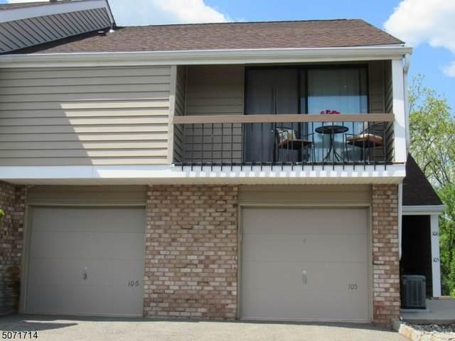 106 Overlook Drive, Union Twp., NJ 08809 (MLS #3712625) :: Zebaida Group at Keller Williams Realty