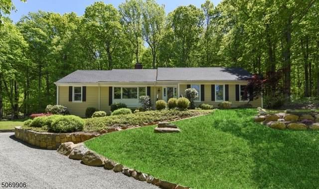 497 Mine Brook Rd, Bernards Twp., NJ 07931 (#3712631) :: Jason Freeby Group at Keller Williams Real Estate