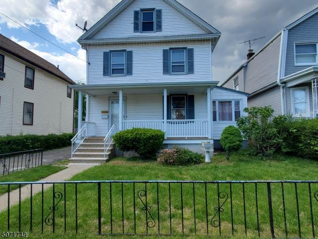 315 Vine St, Elizabeth City, NJ 07202 (MLS #3712637) :: Team Braconi | Christie's International Real Estate | Northern New Jersey